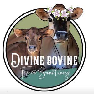 Divine Bovine Farm Sanctuary Logo