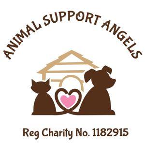 Animal support angels Logo
