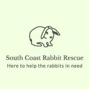 South Coast Rabbit Rescue Logo