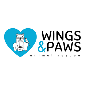 Wings and Paws Logo