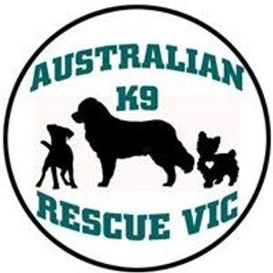 Australian K9 Rescue Vic Logo