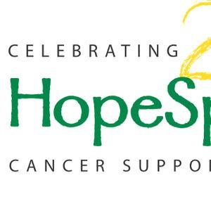 HopeSpring Cancer Support Centre Logo