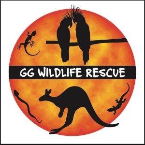 Geraldton Greenough wildlife rescue inc Logo