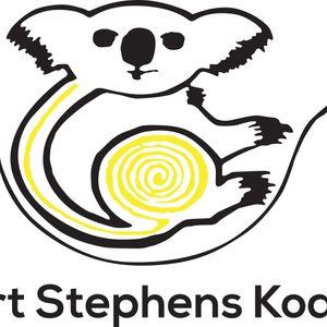 PORT STEPHENS KOALAS Logo