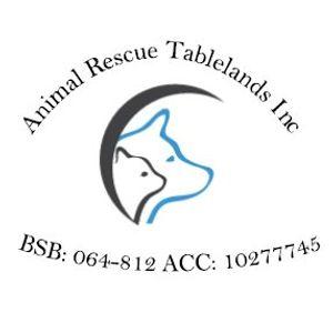 Animal Rescue Tablelands Inc Logo
