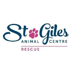 St Giles animal rescue Logo