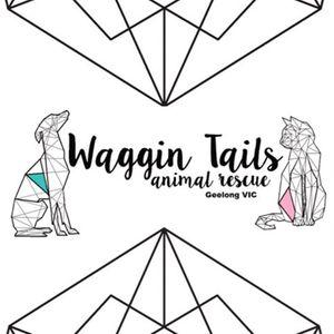 Waggin Tails Animal Rescue Logo
