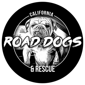 Road Dogs and Rescue Logo