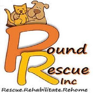 Pound Rescue Inc. Logo