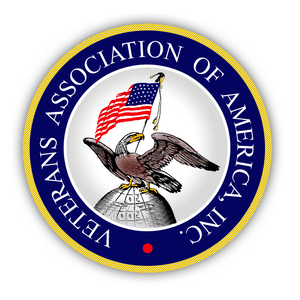 Veterans Association of America, Inc. Logo