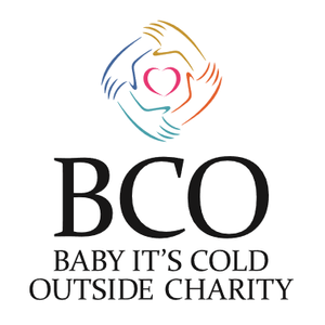 Baby it's Cold Outside Charity Logo