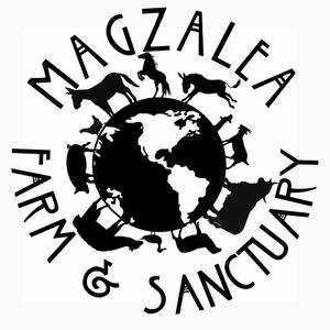 Magzalea Farm & Animal Sanctuary Logo