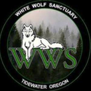 White Wolf Sanctuary Logo