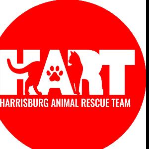 HART-HARRISBURGANIMALRESCUETEAM.ORG Logo