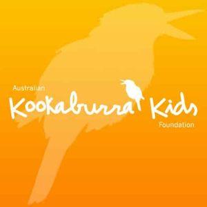 Australian Kookaburra Kids Foundation Incorporated Logo