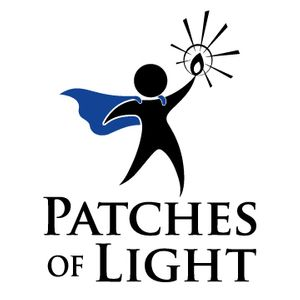 Patches of Light Logo
