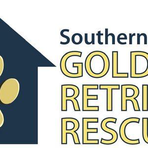 Southern California golden retriever rescue Logo