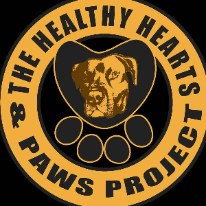 The Healthy Hearts And Paws Project Logo
