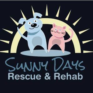 Sunny Days Rescue & Rehab Logo