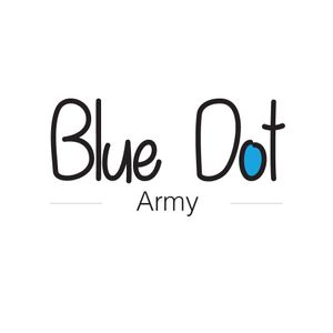 Blue Dot Army Inc Logo