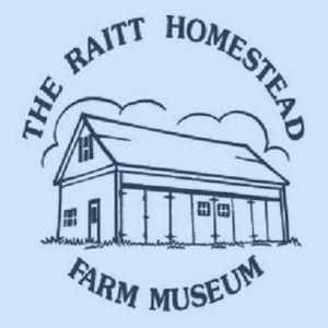Raitt Homestead Farm Museum Logo