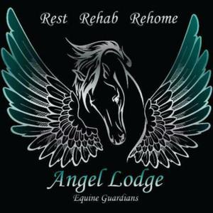 Angel Lodge Equine Guardians Logo
