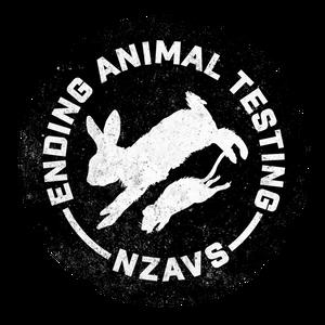 The New Zealand Anti-Vivisection Society Logo