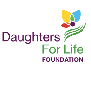 The Daughters for Life Foundation Logo