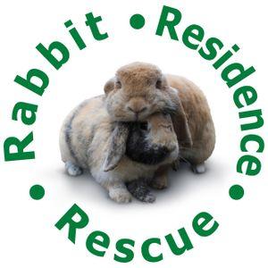 The Rabbit Residence Rescue Logo