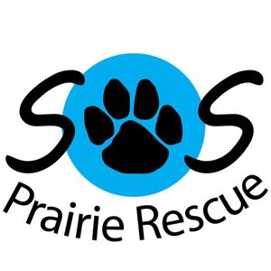 SOS prairie rescue Logo