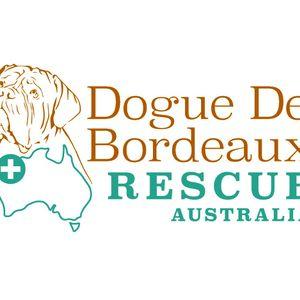 Dogue De Bordeaux Rescue Australia Logo