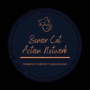 Senior Cat Action Network Logo