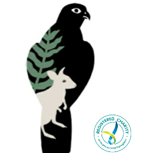 Wildlife & Raptor Care Queensland Inc. Logo
