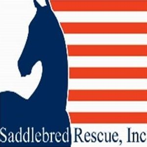 Saddlebred Rescue Inc. Logo