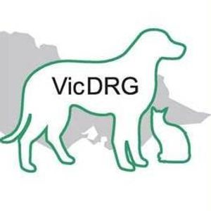 Victorian Dog Rescue & Resource Group - VicDRG Logo