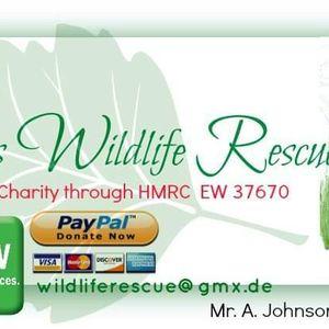 Pennines Wildlife Rescue Logo