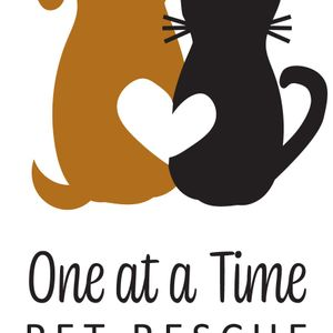 One at a Time Pet Rescue Logo