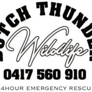 Dutch Thunder Wildlife Shelter Logo