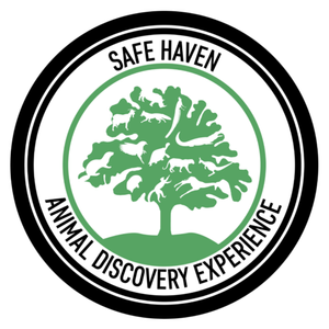 Safe Haven Animal Discovery Experience Logo