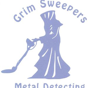 Grim Sweeper Metal Detecting C.I.C Logo