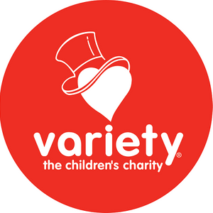 Variety - the Children\'s Charity of Queensland Logo