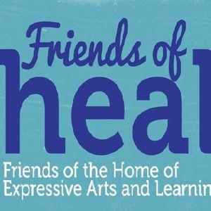 Friends of HEAL Foundation Logo