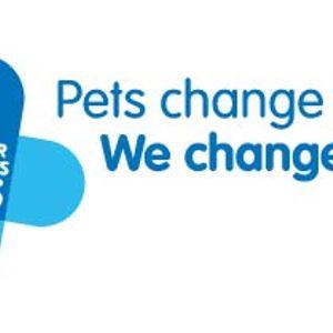 Blue Cross For Pets Logo