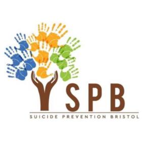 Suicide Prevention Bristol - SPB Logo