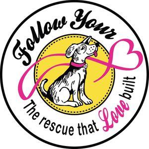 Follow Your Heart Animal Rescue Logo