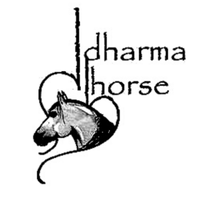 Dharmahorse Equine Sanctuary Logo