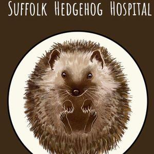 Suffolk Hedgehog Hospital Logo