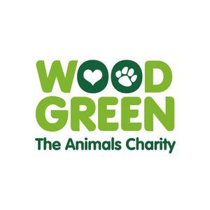 Wood Green, The Animals Charity Logo