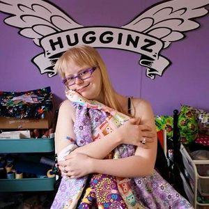 Hugginz By Angel Foundation Logo