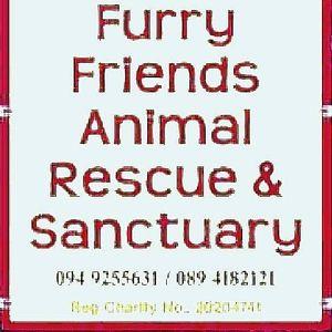 Furry Friends Animal Rescue & Sanctuary Logo